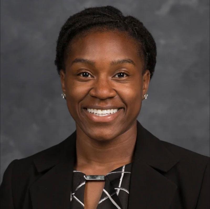 Maya Williams, Assistant Professor